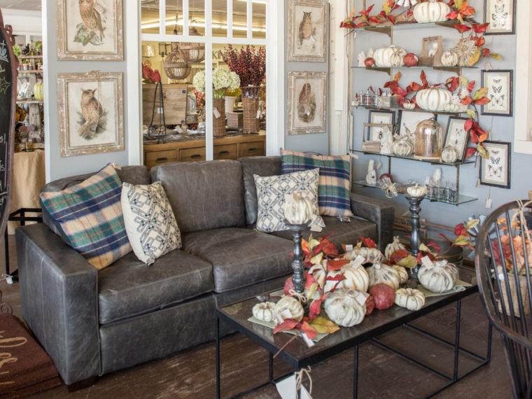 Fall Living Room Inspiration