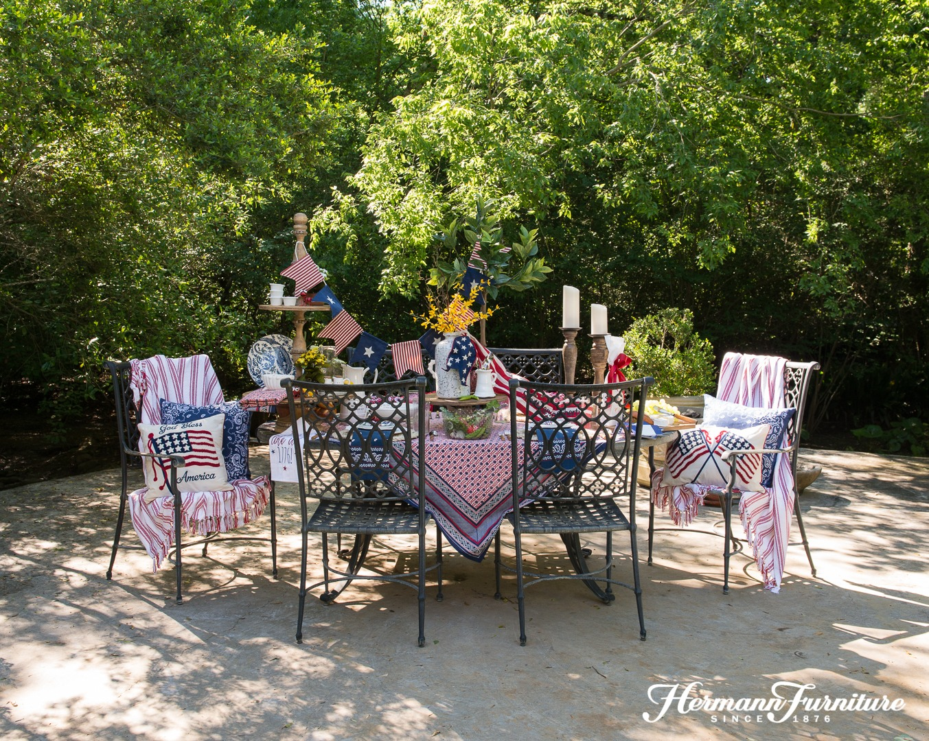 HermannFurniture.com  Summer Entertaining  5428